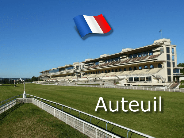 Auteuil 9th June